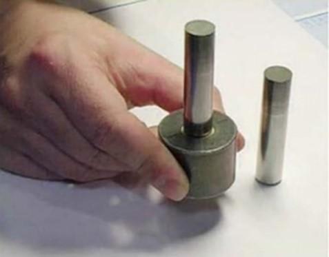 pin gauge bearing test
