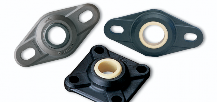 two and four bolt flange bearings